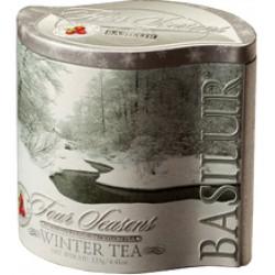 Basilur Winter Tea Basilur Fekete tea 0