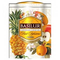 Basilur Fruit Infusions - Caribean Cocktail Basilur Gyümölcs tea - Coffein free 0