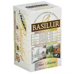 Basilur Assorted fekete Kollekció - Teaválogatás 0