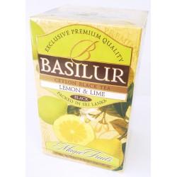 Basilur Lemon Basilur Fekete tea 0