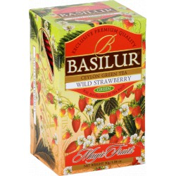 Basilur Wild Strawbery Basilur Fekete tea 0